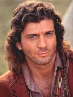 Joe Lando. Byron Sully on the TV series Dr. Quinn Medicine Woman
