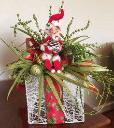 Annalee elf lighted box looks fun! Colors of Canterbury Facebook