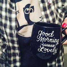 Say hello to my lil friends: Coffee and HootSuite  | #smm #socialmediamanager #hootsuite #hootswag #butfirstcoffee #coffeebreak #allthatplaid #socialmediatools #cmgr #socialmediaqueen #solopreneur #tuesdaymornings