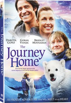 The Journey Home DVD & $25 Visa Gift Card #Giveaway #TheJourneyHome AD