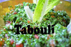 Tabouli (Syrische salade) - cadagile.com