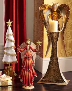 The Holiday Grandeur Collection for Christmas #candles