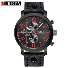 Curren Military Sports Casual Watch