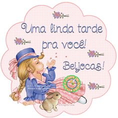 Uma linda tarde pra você! Beijocas! Portuguese Quotes, Good Afternoon, Illustrations And Posters, Emoticon, Happy Birthday, Kids Rugs, Messages, James Cartwright, Sites