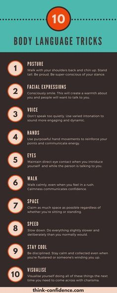 Handy tips for Confident Body Language. Tricks you can try straightaway. - - Handy tips for Confident Body Language. Confident Body Language, Body Language Of Women, Helpful Hints, Handy Tips, Reading Body Language, How To Read People, Confidence Tips, Improve Confidence, Psychology Quotes