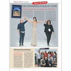 M&M de Canarias a Nueva York Por Canarias 7