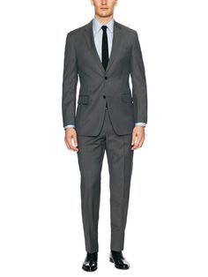 Pinstripe Suit by Tommy Hilfiger Suiting at Gilt