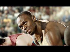 Usain Bolt vs. London - Visa Golden Space- flow faster with Visa