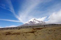 Volcán Chimborazo-Ecuador