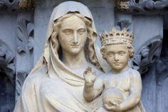 Don't make Mary the feminine face of God | Elizabeth Johnson