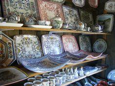 Ana Ascensao  Ribatejo, Portugal - Portuguese ceramics      http://portugalmelhordestino.pt/fotos_concurso/7d76299f4fa3e0422d96c86ebae56c69.jpg
