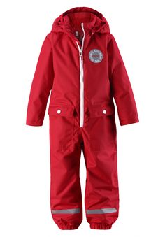#ReimaAutumn2014 #Reima70 Kids overall Vacalis reima red