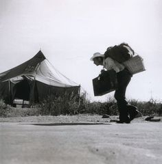 Robert Capa - Haifa, Israel, 1949