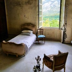 """Next year in summer we are hoping to introduce """"The Weekend"""" - a Château 3 night sleepover experience, with the feel of centuries past..."""