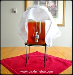 Kombucha Continuous Brew System... great information by picklemetoo.com