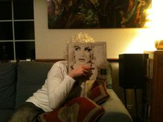 Eurythmics via sleeveface.com