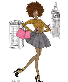 Monday ... ☕️ #angelinemelin#illustration #illustrator #drawing#bbbakery#brigitsbakery#london#bigben#bakery#fashion#look#mode#ootd#dailypic