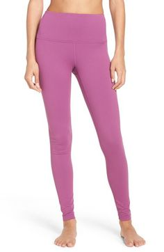 Zella Zella 'Live In' High Waist Leggings available at #Nordstrom