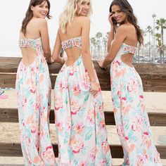 Days with this #squad ☁️ In the Cortlin Dress in Squad Goals from Plum Pretty Sugar. Shop at www.PlumPrettySugar.com