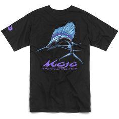 adf933f7b4 Neon Sailfish Short Sleeve T-Shirt Saltwater Fishing Gear, Fishing T  Shirts, Sportswear