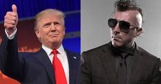 TOOL's Maynard James Keenan Compares Donald Trump To The Rise Of Hitler POSTED BY GREG KENNELTY ON MAY 19, 2016 AT 11:34 AM
