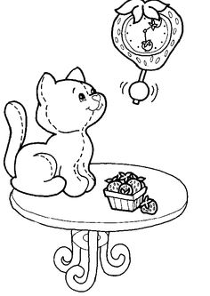 Malvorlagen Ausmalbilder Katzen 37 Coloring PagesColoring