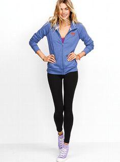 Victoria's Secret PINK Track Jacket #VictoriasSecret http://www.victoriassecret.com/pink/new-arrivals/track-jacket-victorias-secret-pink?ProductID=74511=OLS?cm_mmc=pinterest-_-product-_-x-_-x