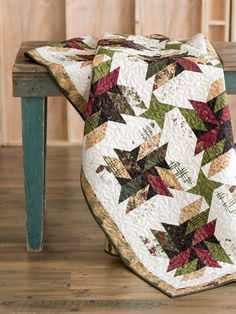 Old Sawmill Digital Pattern - $6.95 from Keepsake Quilting