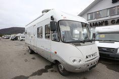 Bruktcaravan - Bobil Recreational Vehicles, The Row, Car, Automobile, Camper Van, Cars, Campers, Motorhome