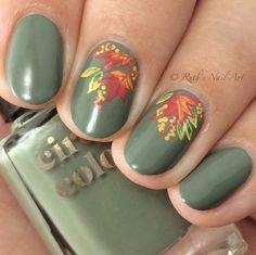 Fall Nail Polish are my fav // Fall is my fav season and i love nails // #fashion #shopping #style #ad