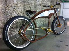 Custom E Bike #bicycle #bike #electro