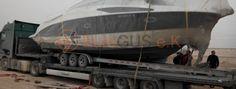 Internationale Yachttransporte - Übermaßtransporten - EuroGUS e.K. Aktuelle Nachrichten zum Thema Transport und Logistik aus Deutschland, EU, Russland, Belarus, Kasachstan, Ukraine, Turkmenistan und andere Länder