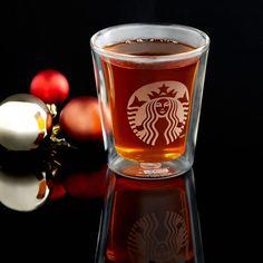 Starbucks® Double Wall Glass, 6 fl oz | Starbucks® Store