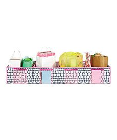 Take a look at this Minni Shopping Trunk Organizer by The MacBeth Collection on #zulily today!