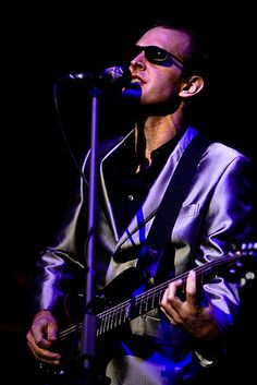 """""""Joe Bonamassa"""" - saw him in concert last year in Milwaukee for the first time. Made a definite fan out of me."""