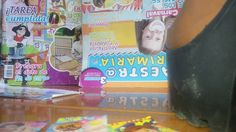 Manualidades Kids míni revistas - http://cryptblizz.com/como-se-hace/manualidades-kids-mini-revistas/