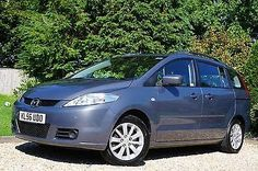 2006 56 #mazda 5 1.8 ts2 5 door 7 seater #**lovely #people carrier with fsh**,  View more on the LINK: http://www.zeppy.io/product/gb/2/182403937563/