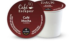 Café Mocha K-Cup® Specialty by Café Escapes® - Keurig.com