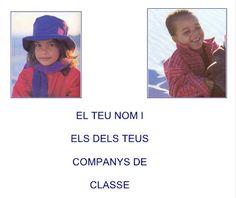 Educació i les TIC: Recursos per treballar els noms amb els infants