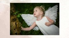 Fairy in the woods photoshoot. Such a perfect little angel. A great portrait session for any little girl