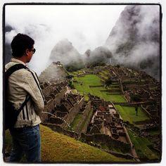 Espero que os incas tenham amado a minha homenagem. <3 - @viniciusyamada   Webstagram