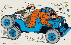 Les Aventures de Tintin - Objectif Lune
