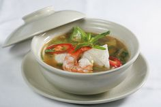 Canh chua ~ Traditional sweet and sour soup of Vietnam
