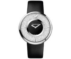 Crystalline Black Reloj - Relojes - Boutique Swarovski en línea