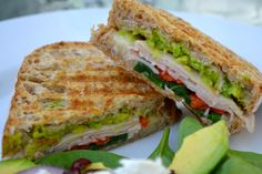 ... about pannini recepies on Pinterest | Paninis, Turkey and Sandwiches