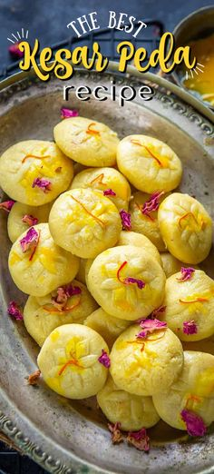 This Kesar Malai Peda is a traditional Indian sweet which is made using milk solids and flavorings. It is a great sweet to prepare for festivals like Diwali, Holi, or Rakshabandhan. Check out my easy recipe to make it from scratch. #Diwali Holi Recipes, Indian Food Recipes, Asian Recipes, Healthy Recipes, Ethnic Recipes, Peda Recipe, Diwali Food, Middle Eastern Recipes, Food Festival