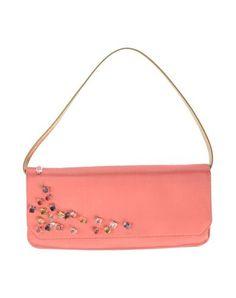 GIUSEPPE ZANOTTI Handbag. #giuseppezanotti #bags #hand bags #clutch