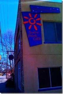 Sunny Point Cafe in West Asheville.... BEST breakfast!
