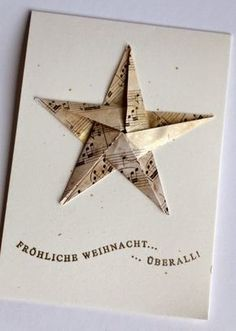 Papi (s) ris: Weihnachten - ☆ Christmas cards ☆¸. Homemade Christmas Cards, Diy Christmas Gifts, Christmas Time, Christmas Decorations, Holiday Gifts, Xmas Cards, Diy Cards, Handmade Cards, Diy Cadeau Noel