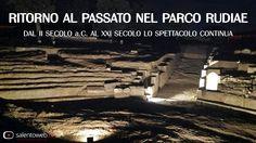 #Lecce2015 #SalentowebTv Con questo evento prosegue l'iniziativa voluta dall'Amministrazione comunale di Lecce per portare il teatro fuori dai luoghi soliti. Leggi la news http://www.salentoweb.tv/news/9677/ritorno-passato-parco-rudiae